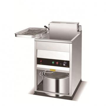 Stainless Steel Free Standing Electric Fryer Hot Sale Commercial Using