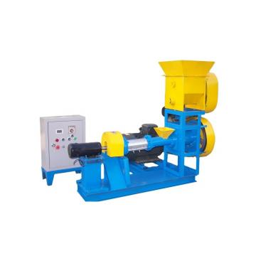Floating Fish Food Extruder/1-9mm Floating Feed Pellet Making Machine