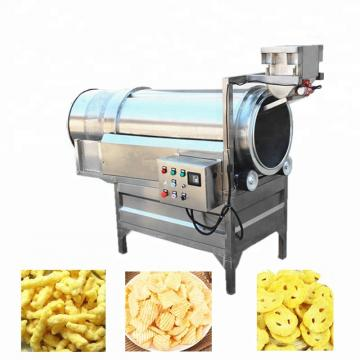 Automatic Fried Kurkure Cheetos Corn Curl Nik Naks Processing Line