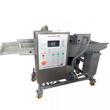 Automatic Chicken Fish Nuggets Tempura Battering Machine