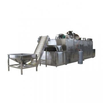Dried Machine Industrial Hot Air Belt Drying Equipment Tunnel-Type Dryer